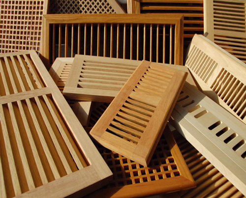 Wood Floor vents, floor registers, floor vent, floor register,  manufacturer, supplier - Floor Registers, Floor Register, Wood Floor Registers, Wood Floor