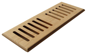 Vent registers, wood vent register, floor vent registers