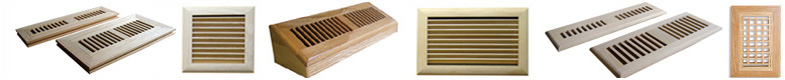 wood wall vents, wood wall registers, wood wall diffusers, wood wall grilles,manufacturer, supplier